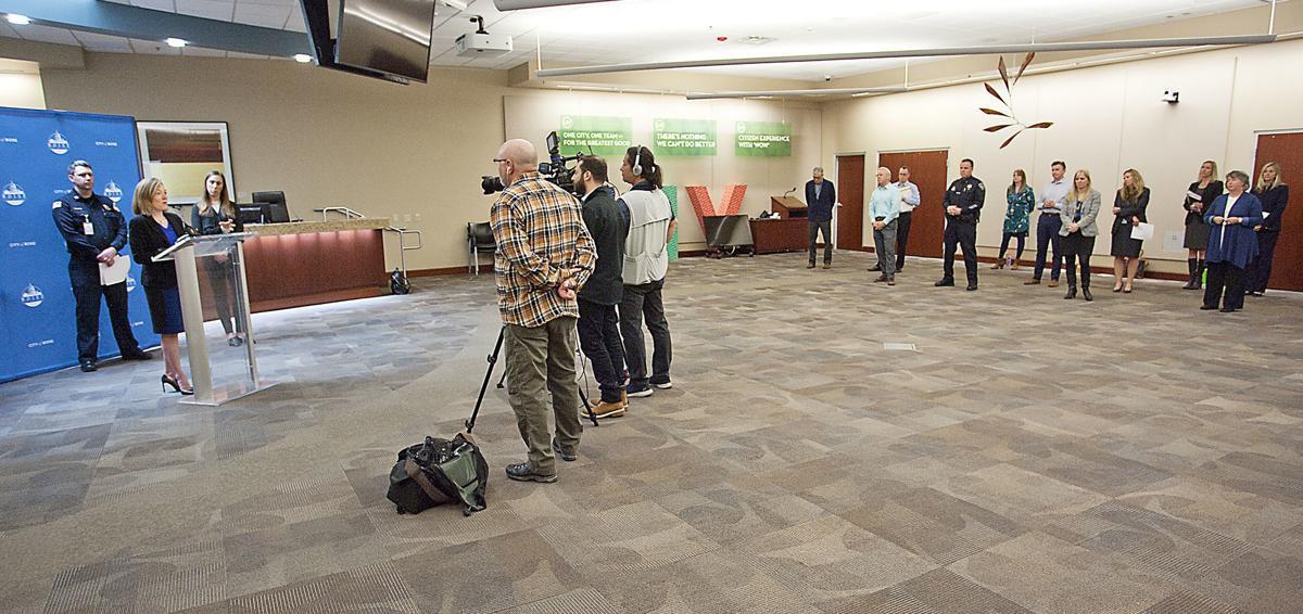 Boise COVID-19 briefing