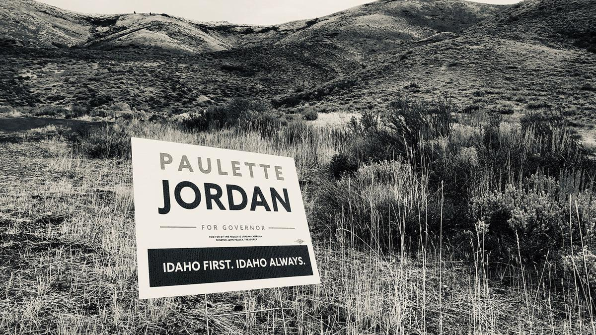 Paulette Jordan 'heavily considering' another run for office