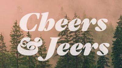 Cheers and Jeers logo
