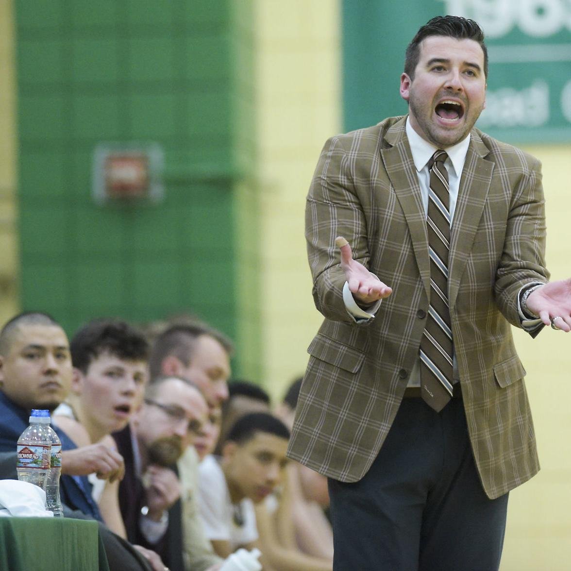 Lundgren steps down as Vallivue boys basketball coach for College of Southern Idaho