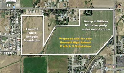 School bond moves forward, new high school site identified