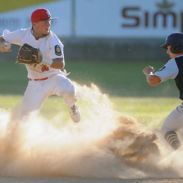 Nampa Vs Vallivue Legion Baseball Photos Idahopress Com