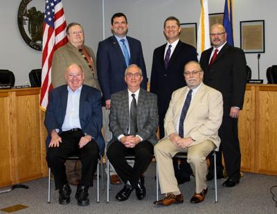 Caldwell City Council 2020