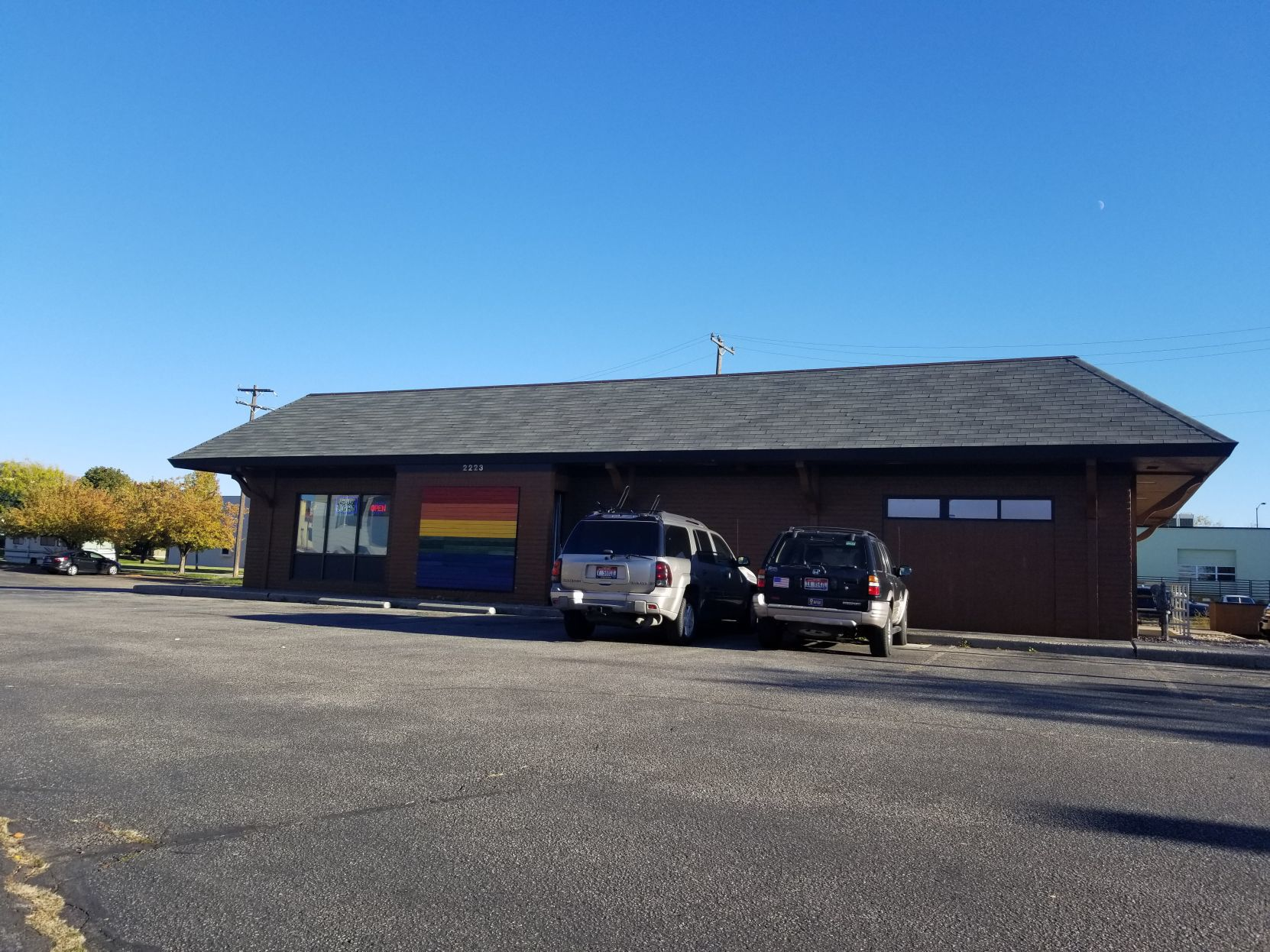 Boise looks to buy Lucky Dog Tavern property for downtown police station | Idaho Press