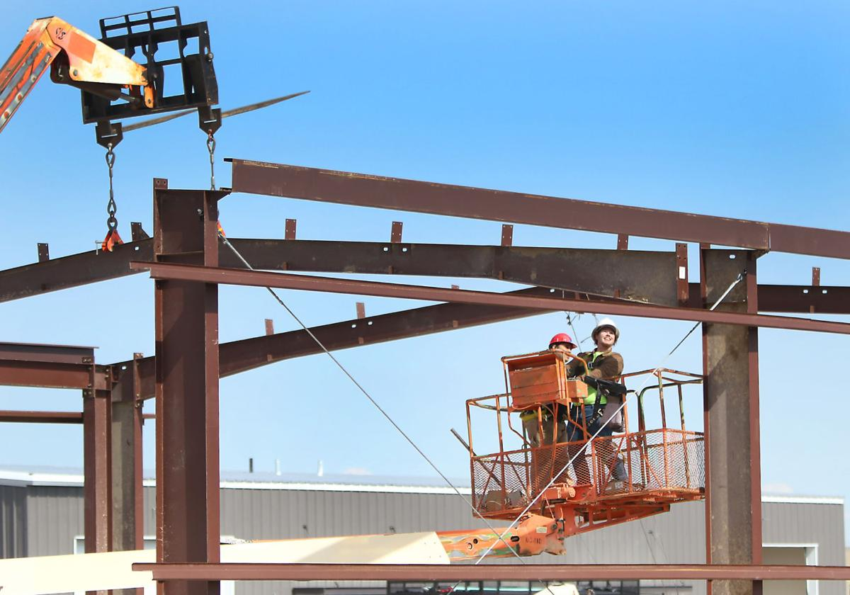 Caldwell Industrial Construction