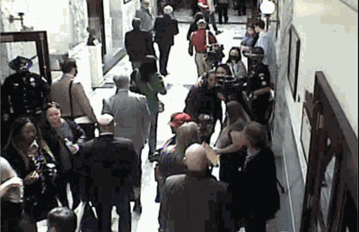Screenshot - Capitol security footage