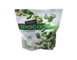 Avocado chunks recall
