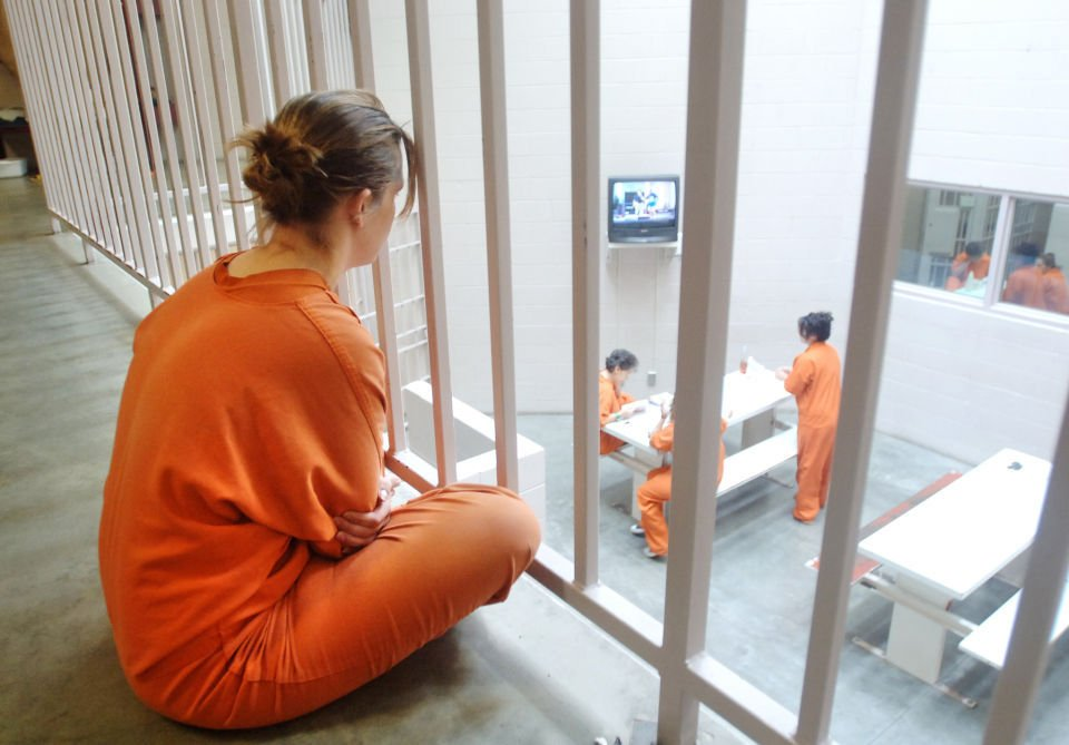 Image result for pregnant women in jail