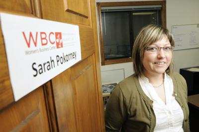 Women's Business Center Director Sarah Pokorney