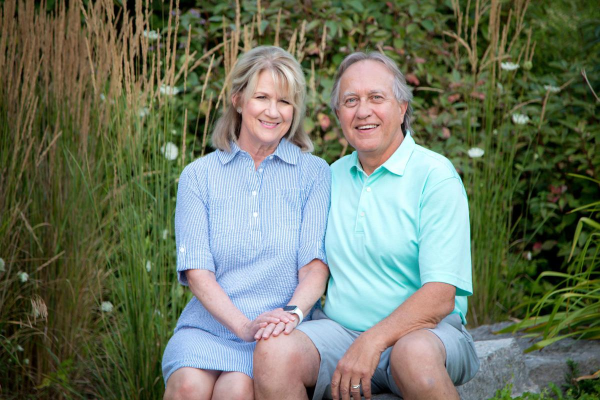 Happy 40th anniversary, Mark and Ann Heilman