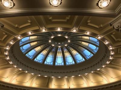 Senate dome