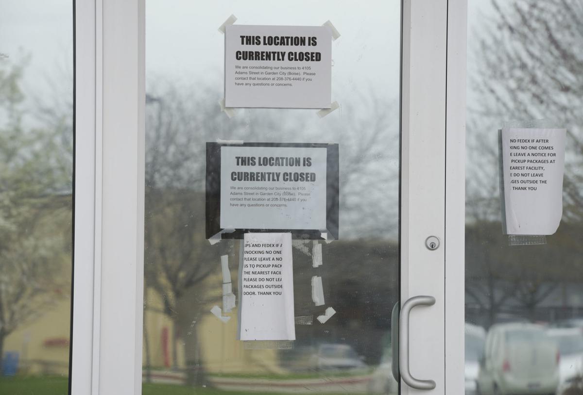 boise gun company closes doors files for bankruptcy protection local news idahopresscom - Fedex Garden City