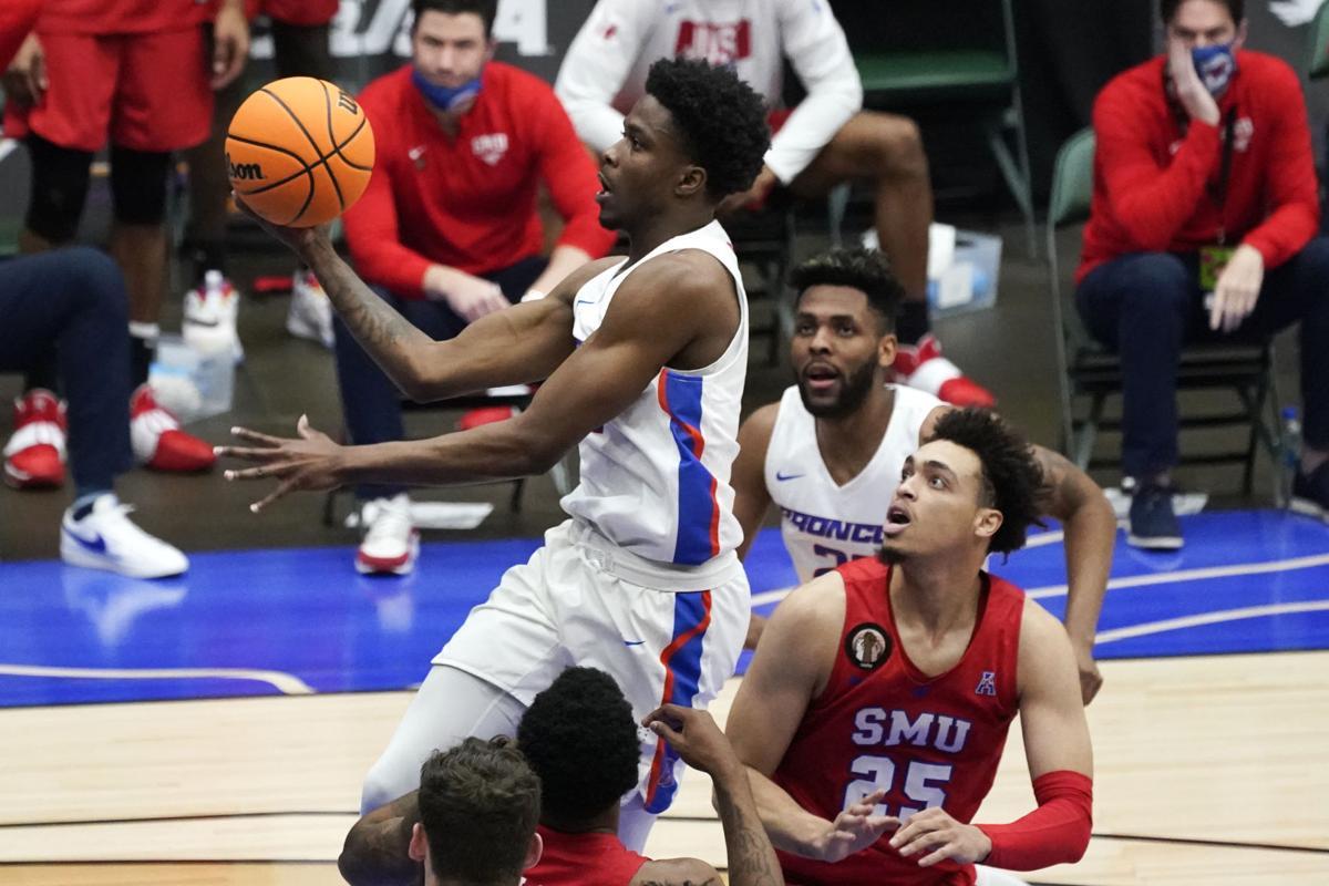 NIT Boise St SMU Basketball