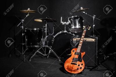 Musical Instruments Concert Generic