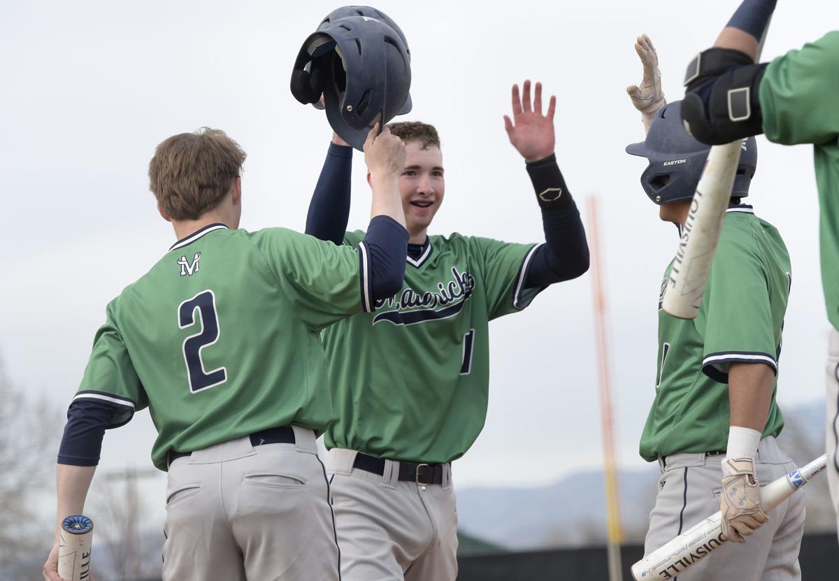 Timberline vs Mountain View Baseball