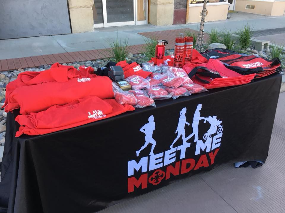 Meet Me Monday, a weekly fitness program, launches at Flying