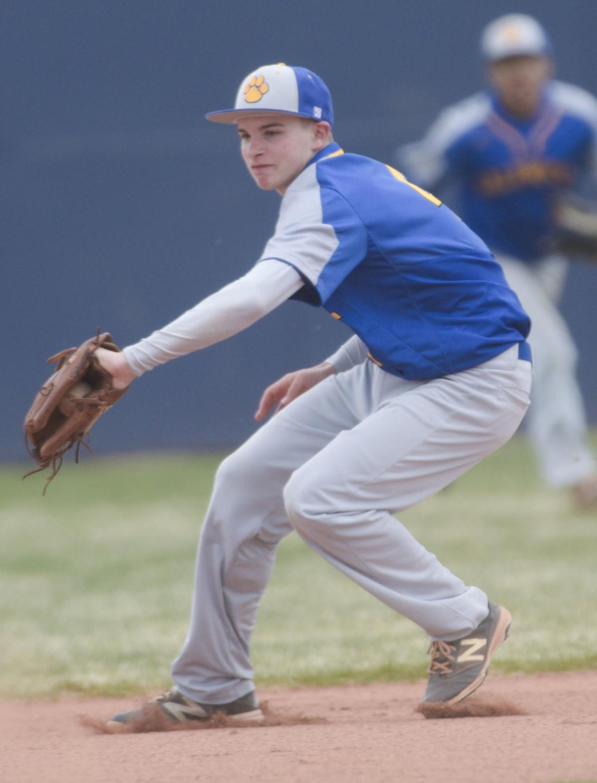 Middleton vs Caldwell Baseball