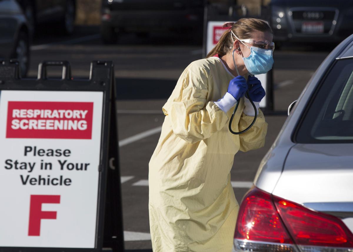 Virus Outbreak US Surge (copy)