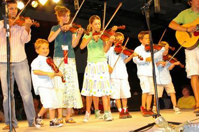 National Oldtime Fiddlers' Contest & Festival