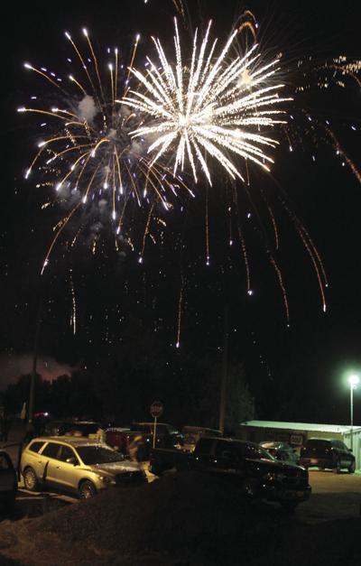 Kuna Days fireworks