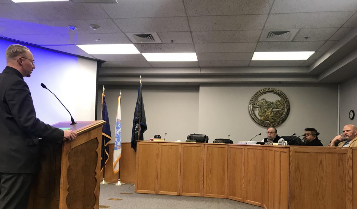 Caldwell Urban Renewal Agency Board