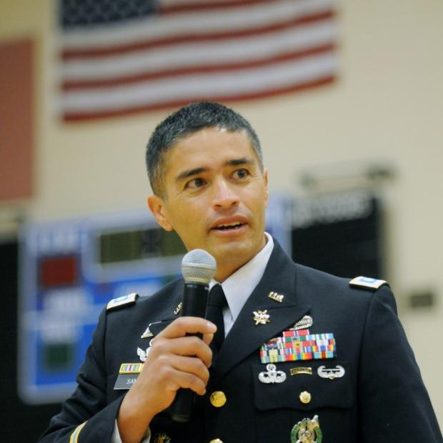 From Soldier To City Government Nampa Native Comes Full