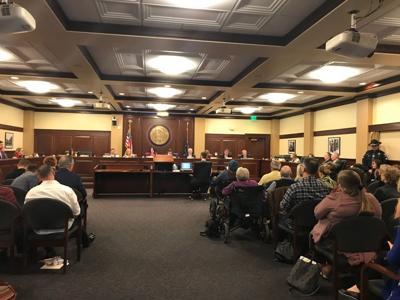 Judiciary hearing
