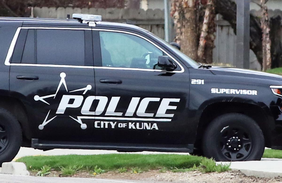 Kuna Police patrol car file image