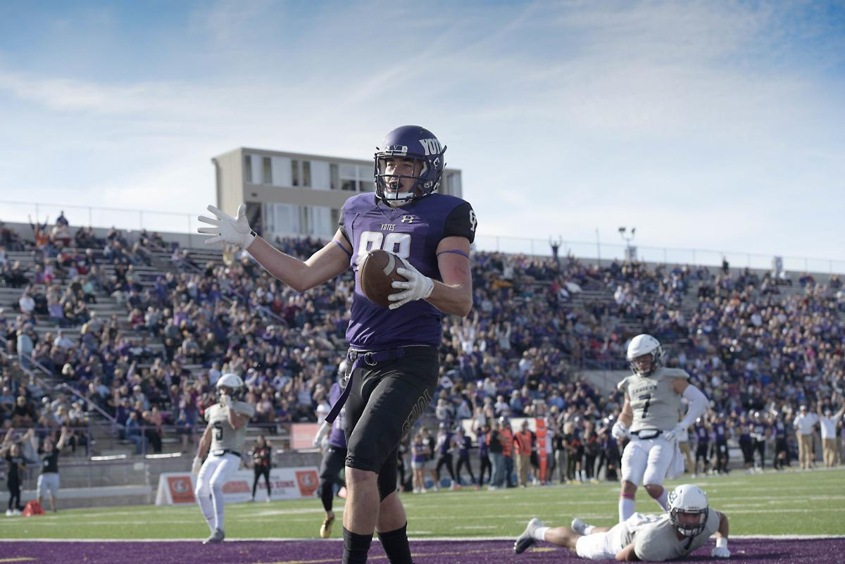 College of Idaho vs Eastern Oregon Football