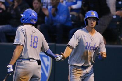 NCAA Michigan UCLA Baseball