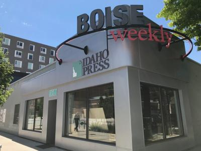 Idaho Press Boise Weekly Boise bureau