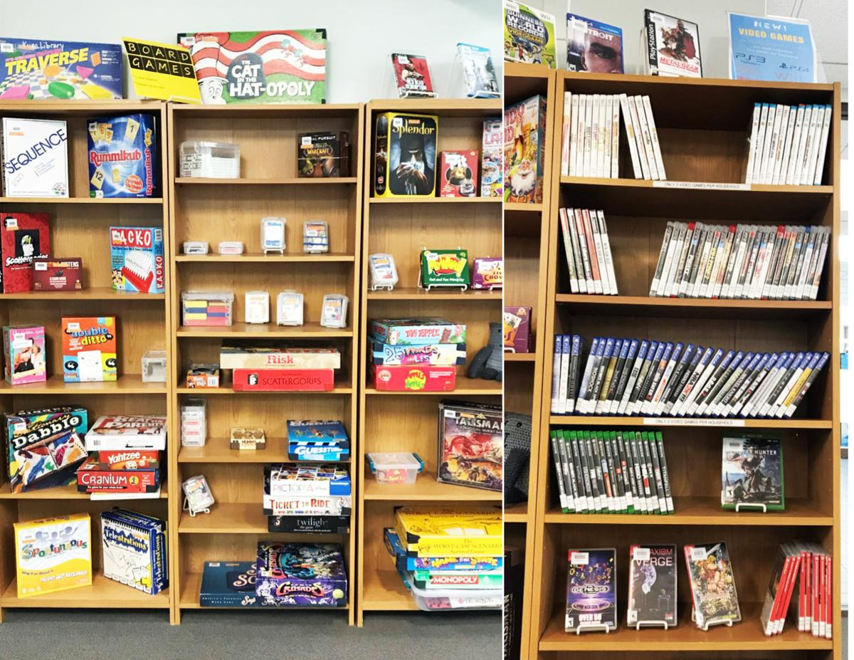 Kuna Library offers board, video games to check out