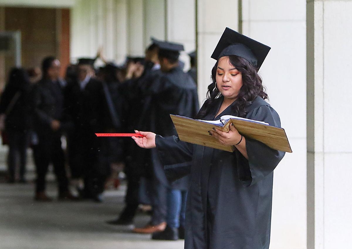 Canyon Springs graduation