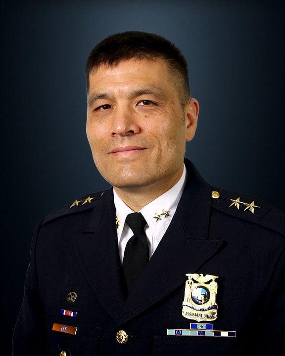 Boise Police Chief Ryan Lee