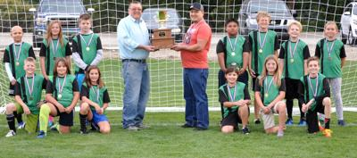 Green Machine Takes Cup
