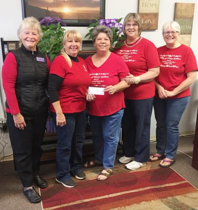 Rose Advocates recceives $500 donation