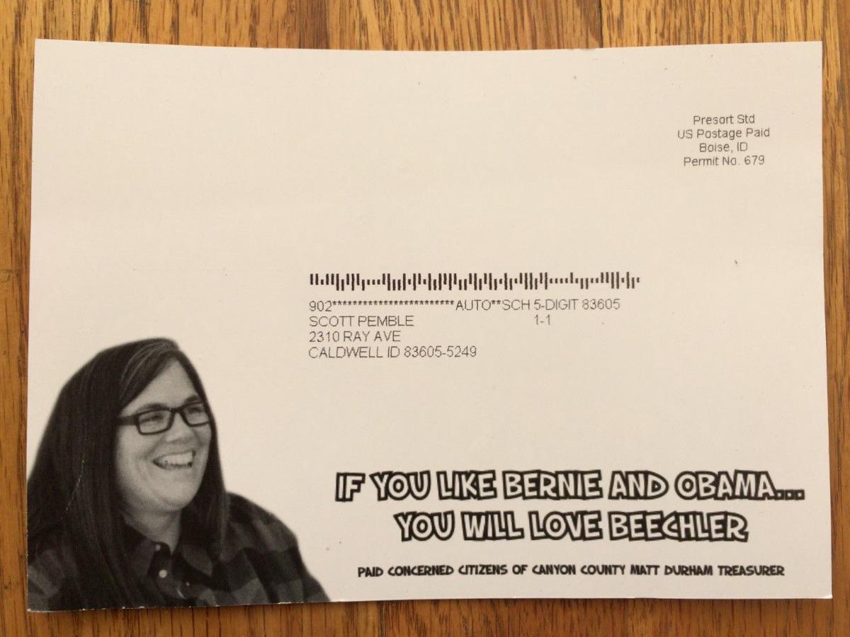 Beechler mailer
