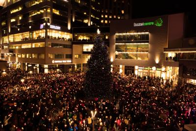 Boise Christmas Tree Lighting