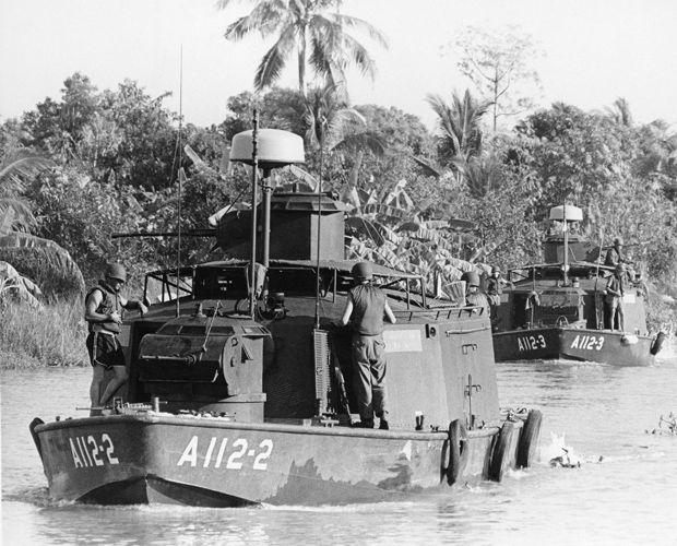 VIETNAM PATROL BOATS