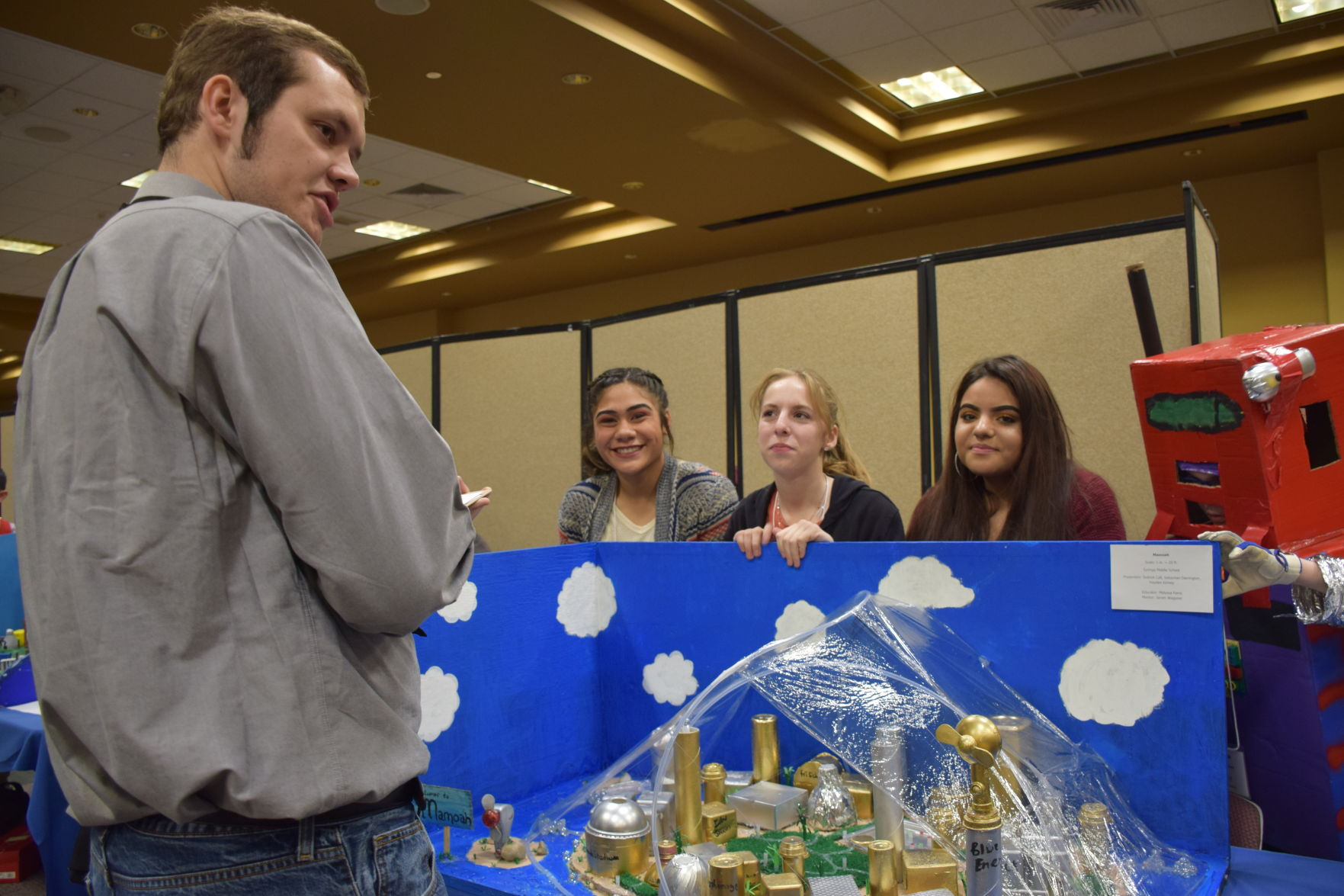 Future Cities Idaho students participate in Future