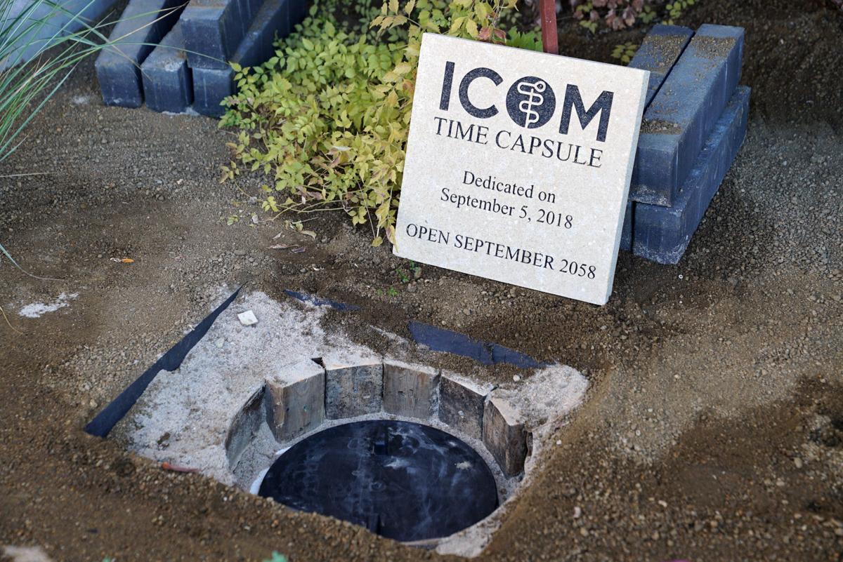 ICOM time capsule