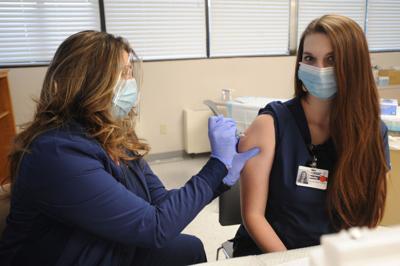 EIRMC COVID-19 vaccination