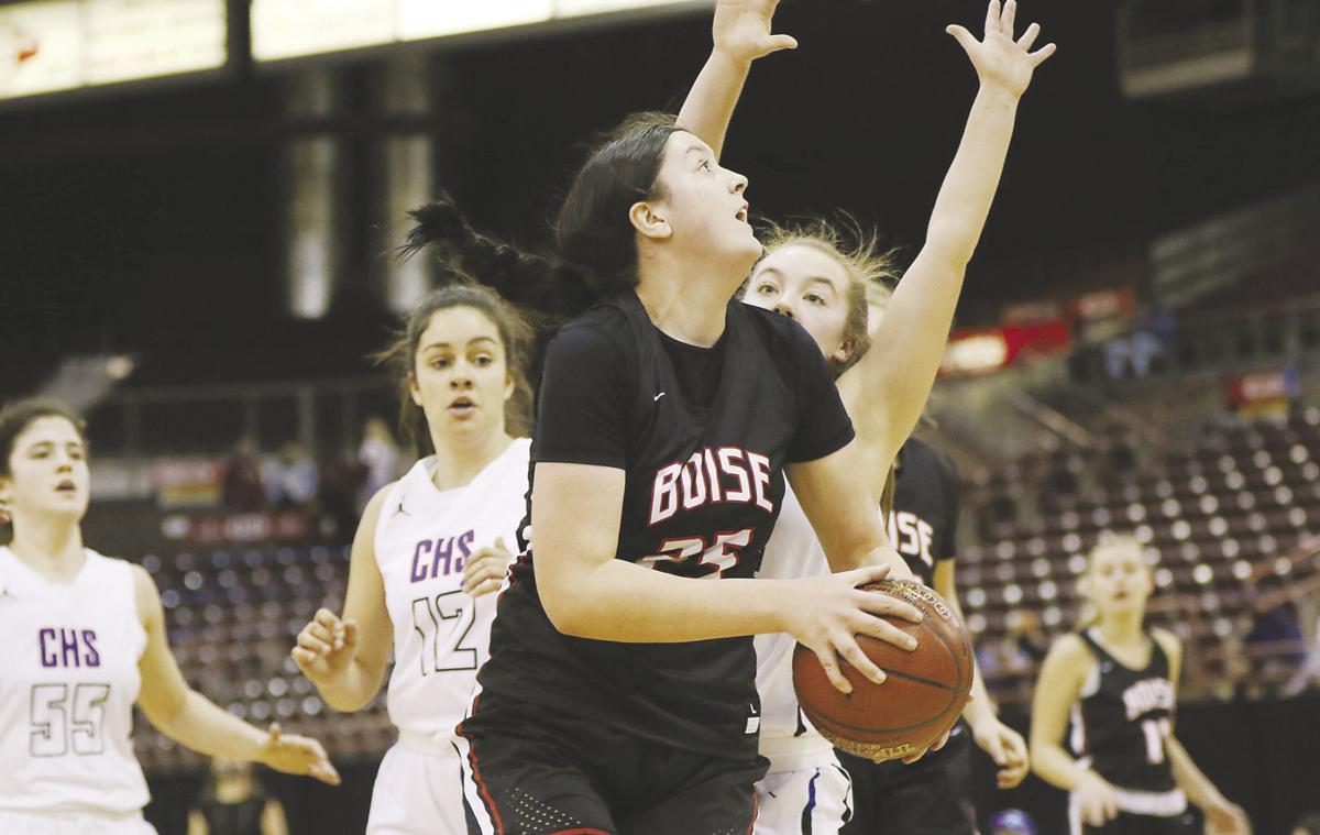 5A Girl's State BASKETBALL (Boise vs.Coeur d'Alene)