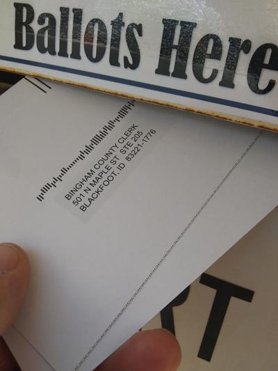 BALLOTS BY MAIL