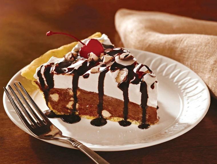 Malt Shoppe  Chocolate Mousse Pie