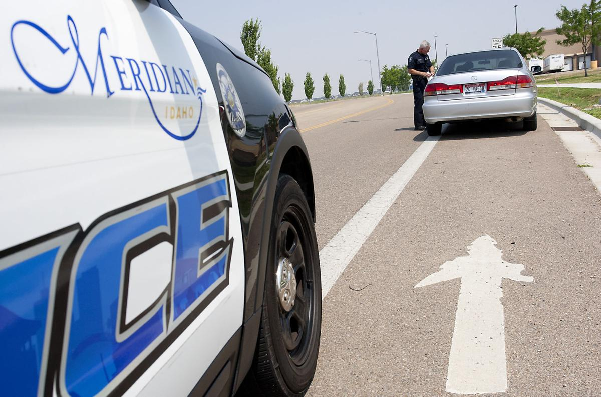 Meridian PD ride