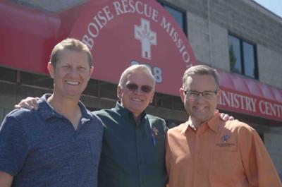 McGee takes job at Boise Rescue Mission