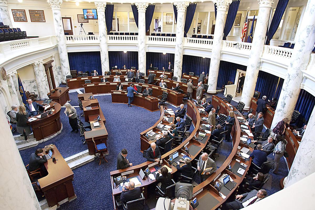 Idaho GOP flips 2 statehouse seats