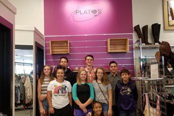 Youth at Plato's Closet