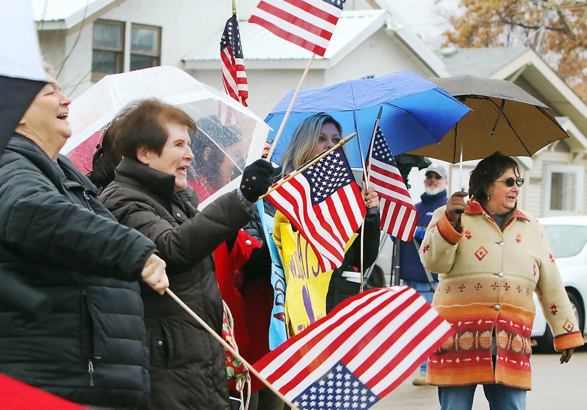 Ivanka Trump, Tim Cook met with cheers, protests at Wilder school